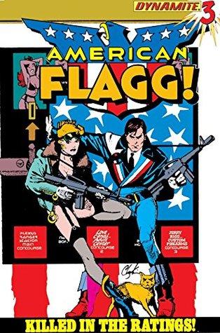 American Flagg! #3