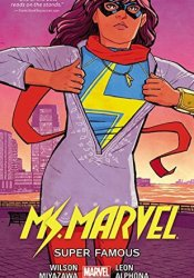 Ms. Marvel, Vol. 5: Super Famous Pdf Book