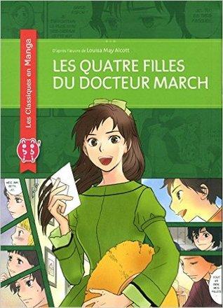Les Quatre Filles du docteur March - Les classiques en manga
