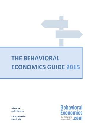 The Behavioral Economics Guide 2015