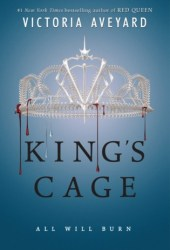 King's Cage (Red Queen, #3) Book