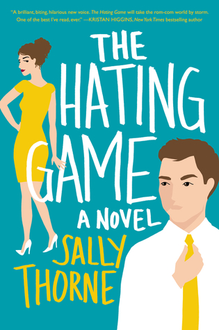 Image result for the hating game sally thorne
