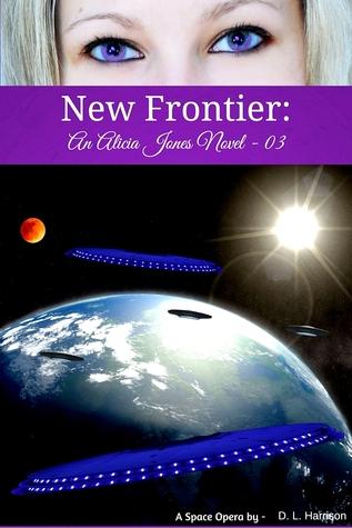 New Frontier (Alicia Jones, #3)