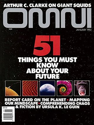 OMNI Magazine January 1992
