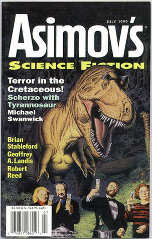 Asimov's Science Fiction, July 1999 (Asimov's Science Fiction, #282)