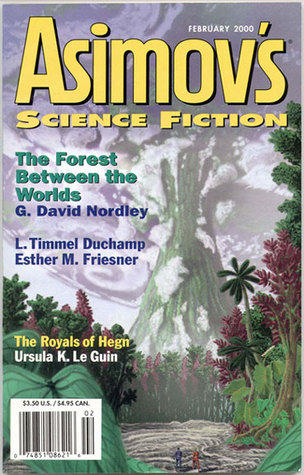 Asimov's Science Fiction, February 2000