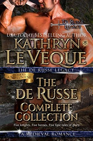 The de Russe Complete Collection: Includes Bonus Content: The Iron Knight (de Russe Legacy Book 7)