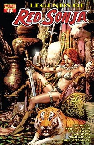 Legends of Red Sonja #1