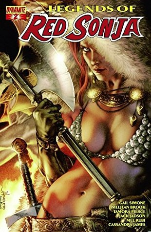 Legends of Red Sonja #2