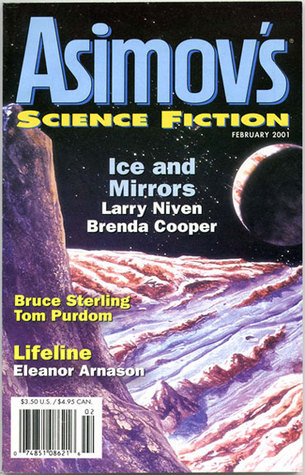 Asimov's Science Fiction, February 2001
