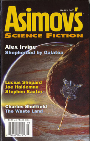 Asimov's Science Fiction, March 2003