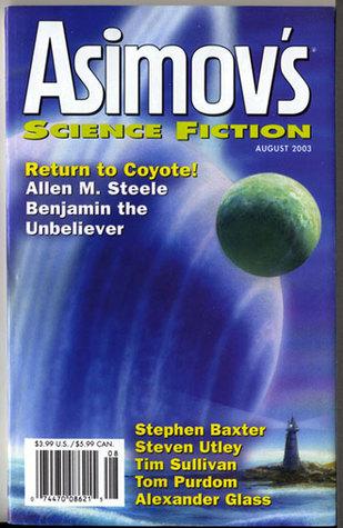 Asimov's Science Fiction, August 2003 (Asimov's Science Fiction, #331)