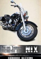 Nix (Rolling Thunder Motorcycle Club, #8) Pdf Book