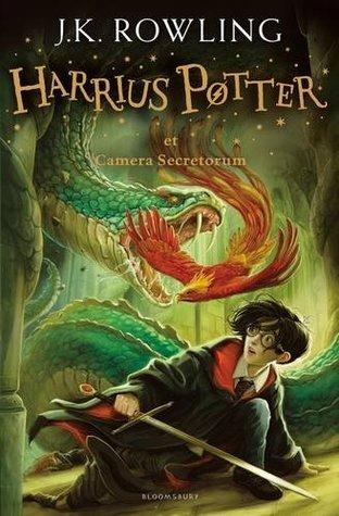 Harrius Potter et Camera Secretorum (Harry Potter, #4)