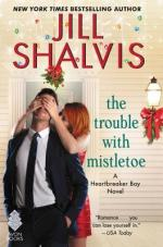 Review: The Trouble with Mistletoe (Heartbreaker Bay, #2) by Jill Shalvis