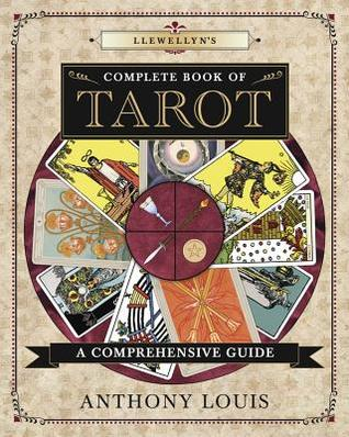 Llewellyn's Complete Book of Tarot cover