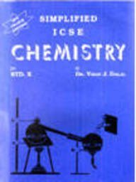 Simplified Icse Chemistry For Std. X