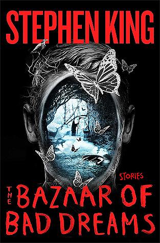 The Bazaar of Bad Dreams cover