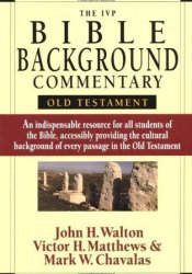 The IVP Bible Background Commentary: Old Testament Pdf Book