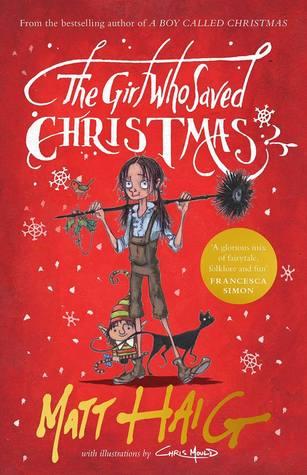 The Girl Who Saved Christmas (Christmas, #2)