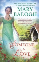 Book Review: Mary Balogh's Someone to Love