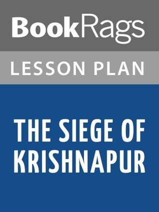 The Siege of Krishnapur by J. G. Farrell Lesson Plans