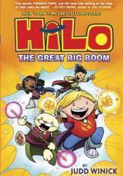 The Great Big Boom (HiLo, #3) Pdf Book