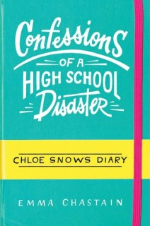 Image result for confessions of a high school disaster