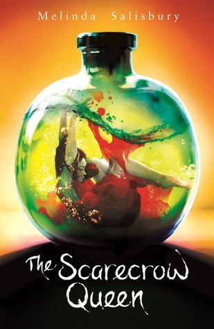 Image result for scarecrow queen book