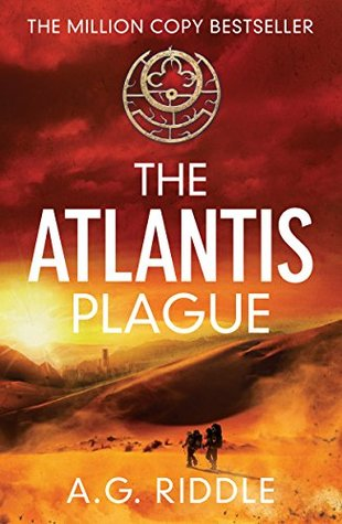 The Atlantis Plague (The Origin Mystery, Book 2)