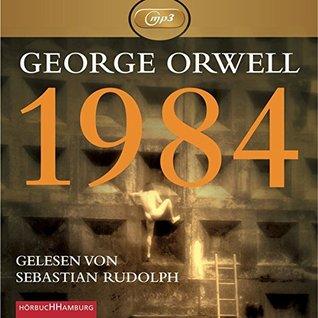 1984 : Ungekurzte mp3-Ausgabe: 2 CDs - Audio book