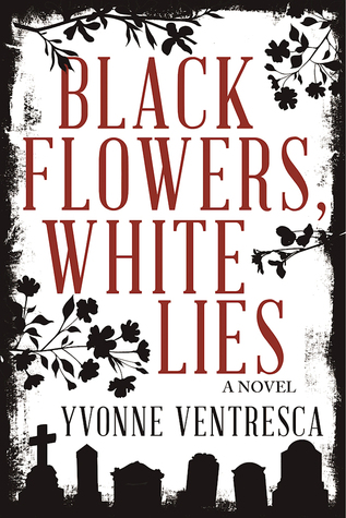 Image result for black flowers, white lies