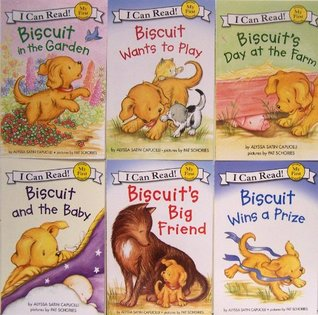 I Can Read Biscuit - 6 Book Set (My First Shared Reading)