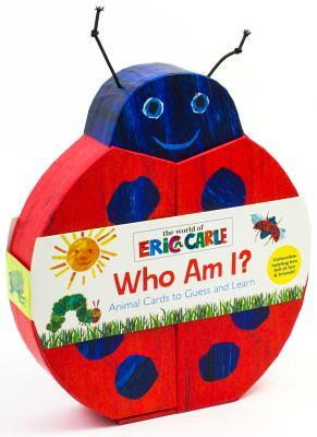 The World of Eric Carle: Who Am I?: Animal Cards to Guess and Learn