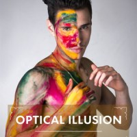 Review: Optical Illusion (Paint #1) by Emma Jaye #MM #DarkThemes
