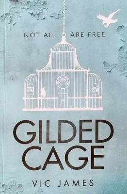Image result for gilded cage by vic james