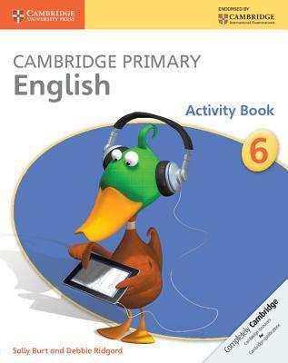 Cambridge Primary English Stage 6 Activity Book