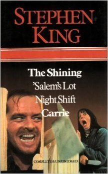 The Shining / Salems Lot / Night Shift / Carrie