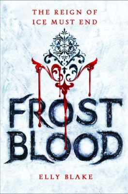 Image result for frostblood elly blake