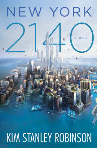 New York 2140 cover
