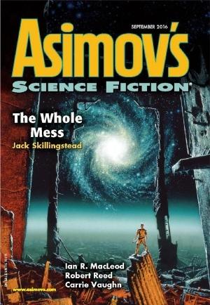 Asimov's Science Fiction, September 2016