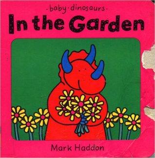 Baby Dinosaurs in the Garden