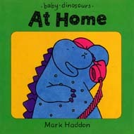 Baby Dinosaurs At Home
