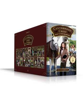 Canterwood Crest Born to Ride Collection: Take the Reins; Chasing Blue; Behind the Bit; Triple Fault; Best Enemies; Little White Lies; Rival Revenge; Home Sweet Drama; City Secrets; Elite Ambition; Scandals, Rumors, Lies; Unfriendly Competition; Chosen...