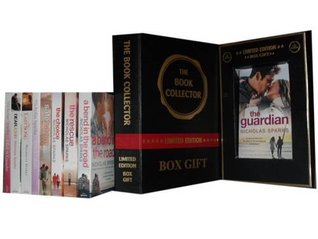 Nicholas Sparks Collection 9 Books Set