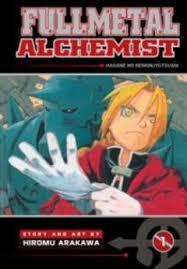 Full Metal Alchemist, Volume 1