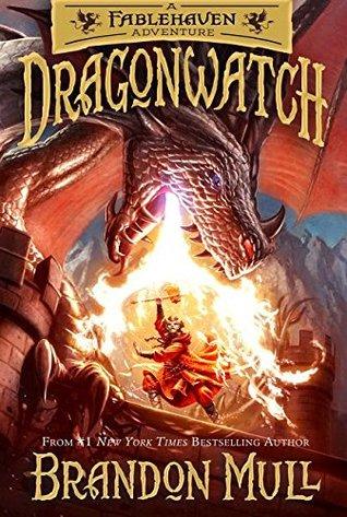 Dragonwatch (Dragonwatch, #1)