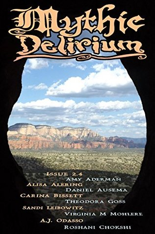 Mythic Delirium Magazine Issue 2.4