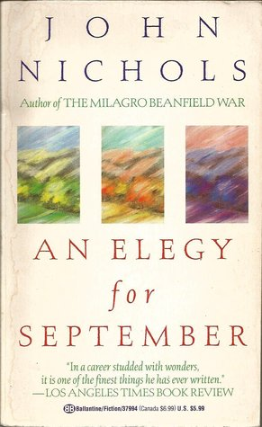 Image result for elegy for september book