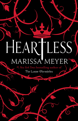 Blog Tour & AUS Giveaway: Heartless by Marissa Meyer
